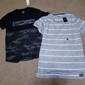 Mens Hollister Shirts bundle